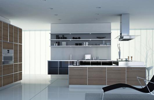 4 lineas amoblamientos de cocina interiores frentes - Amoblamiento de cocina ...